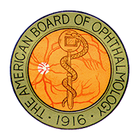 The American Board of Ophthalmology Logo